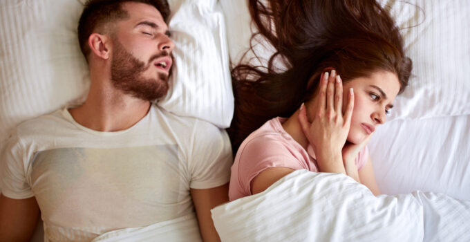 6 Tips and Tricks for Sleeping With a Snorer in 2021