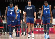NBA Players In The 2021 Tokyo Olympics