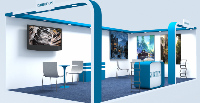 How Do You Make an Exhibition Stall Attractive?