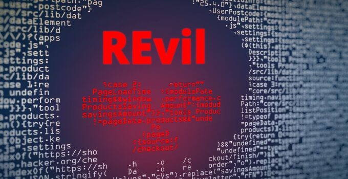 The Sudden Disappearance of REvil (Update)
