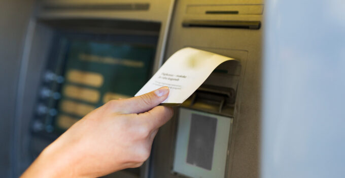 What Type Of Paper Is Used In Atm Machines?