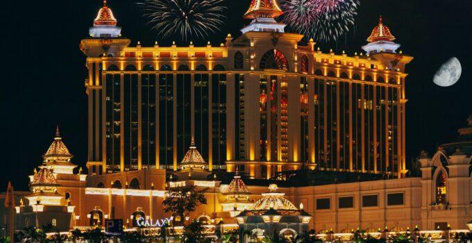 Far East Gamblers in Macau, Mecca of Las Vegas