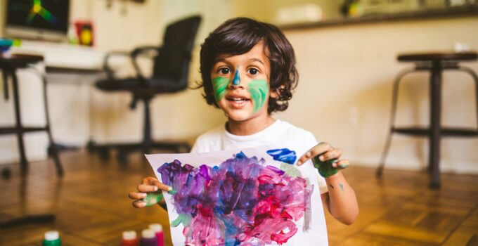 5 Ways Coloring Can Help Preschoolers With Physical Development