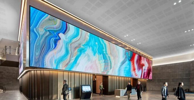Why LED Video Wall Rental Is the Perfect Marketing Solution for Your Business