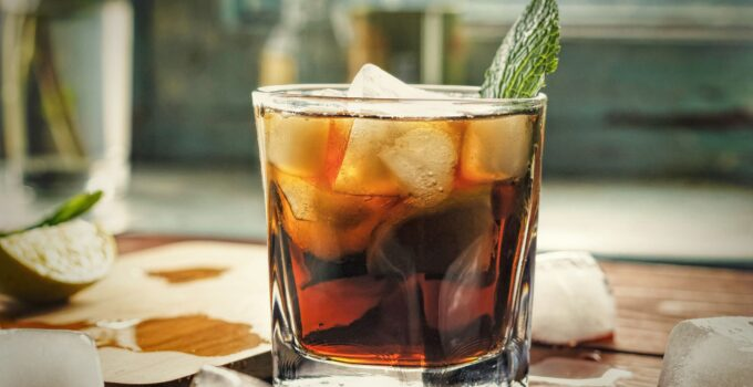 What Is The Best Thing To Mix With Kraken Rum?