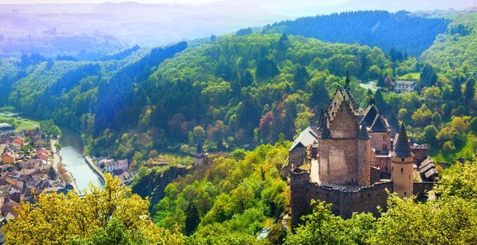 8 Reasons to Visit the Ardennes for Your Next Family Vacation